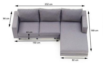 sofa für draußen