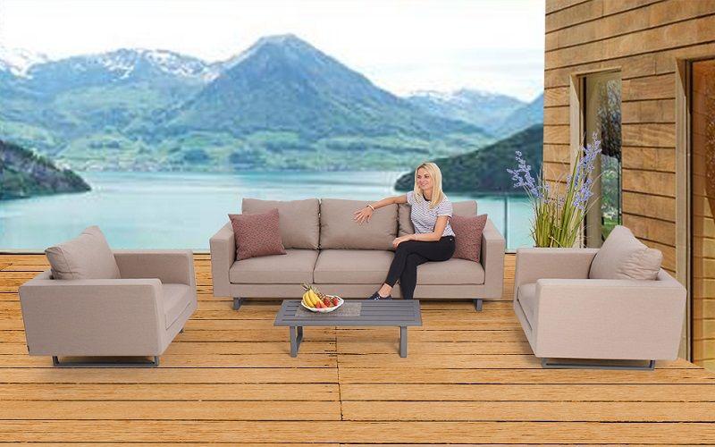 Wetterfeste Outdoor Möbel Gartenmöbel Wellington Aus Sunbrella