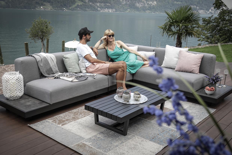 Outdoor Stoff Garten Lounge wetterfest☀